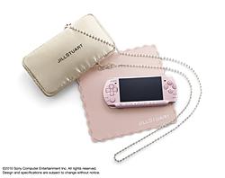 PSP「プレイステーション・ポータブル」JILLSTUART 「Sweet Limited Package」