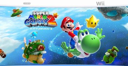 Wii スーパーマリオギャラクシー2