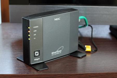 無線LANコンバーター「AtermWL300NE-AG」