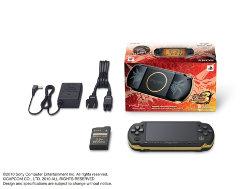 PSP「プレイステーション・ポータブル」 モンスターハンターポータブル 3rd ハンターズモデル(PSP-3000MHB)