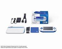 PSP「プレイステーション・ポータブル」バリューパック ホワイト/ブルー(PSPJ-30018)