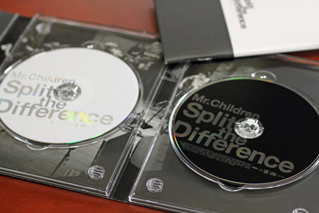 Mr.Children / Split The Difference 完全版 [DVD+CD]