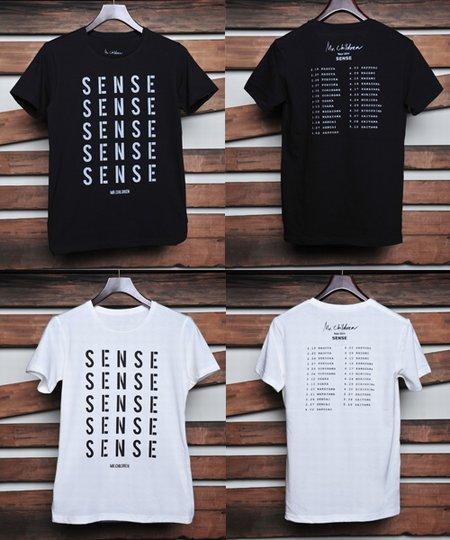 SENSE Tシャツ