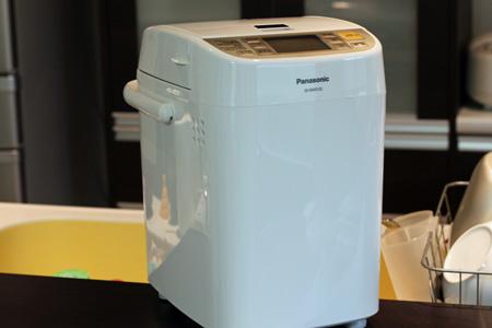 Panasonic ホームベーカリー ノーブルシャンパン SD-BMS102-N