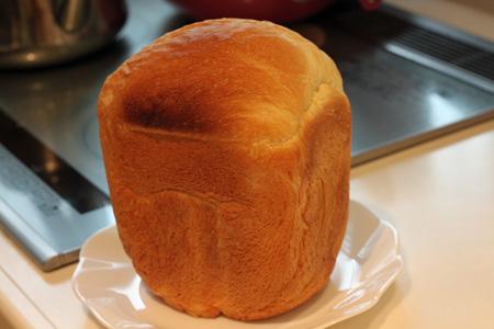 手作り食パン 第一号