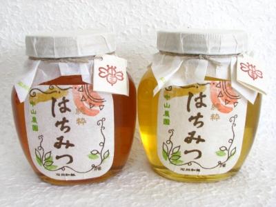 蜂蜜2本セット