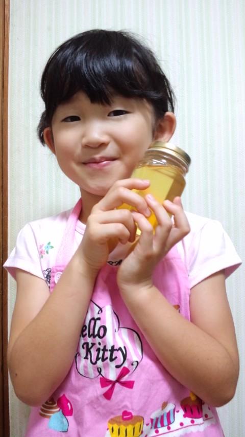 こちらの蜂蜜を使います♪