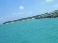石垣島〜竹富島をつなぐ船の上から撮影。 なかなかの揺れでスリルあり☆