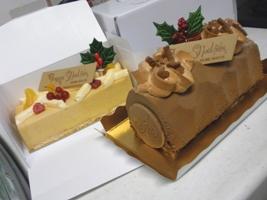ケーキ豪華!