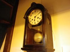 杉山家の時計