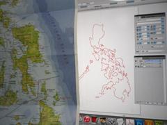 フィリピン地図