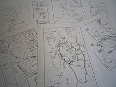 地図7種類