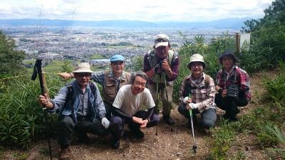 3_雄岳登山道から大和平野を展望.JPG