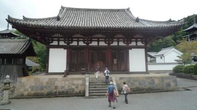 7_當麻寺金堂と塔.JPG