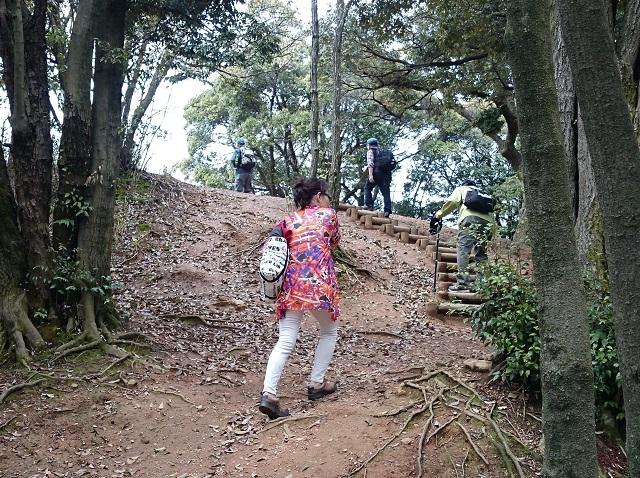 1双ヶ丘最後の登り.JPG