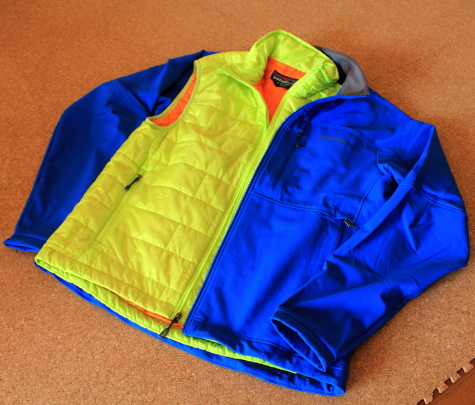 Nano Puff Vest & Guide Jacket