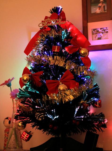 新クリスマスツリー