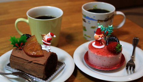 クリスマス・スイーツ