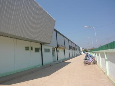 ラオス第二工場外観