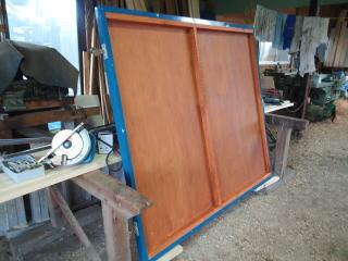 引き戸の作製