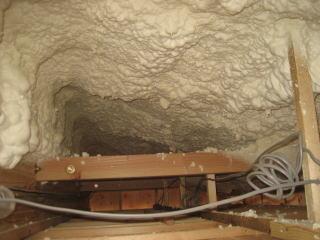 屋根の断熱