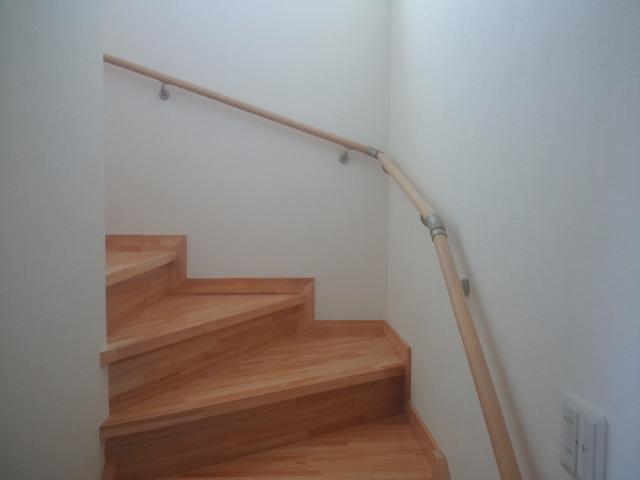 階段アングル1