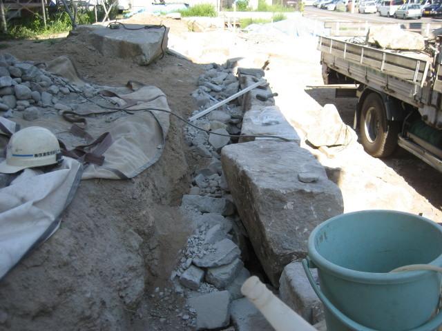 石積み途中1
