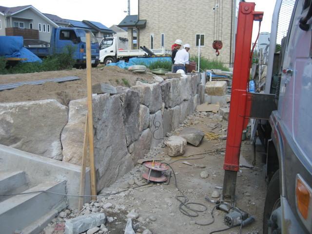 石積み途中2