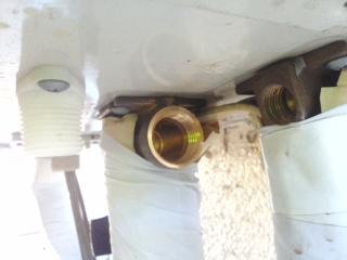 給湯器修繕2