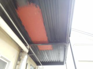 鉄板の塗装6