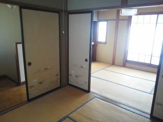 2F4.5畳和室