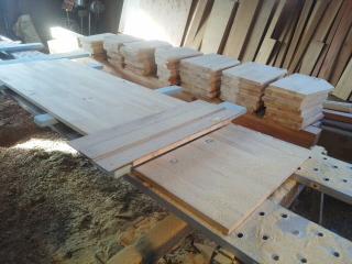 トラス側板加工2
