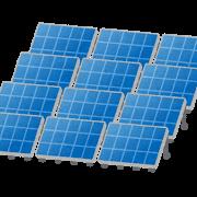 太陽光発電イラスト