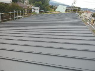 作業場 屋根