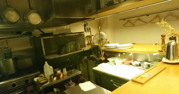 神戸野菜 PIZZERIA far. pitte (ファルピッテ)