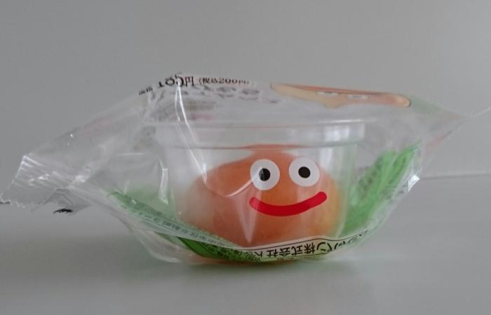 スライムわらび餅