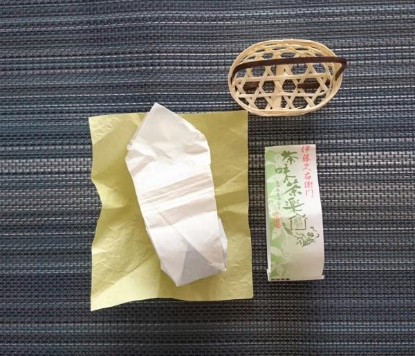 伊藤久右衛門の和菓子 『茶味茶楽』