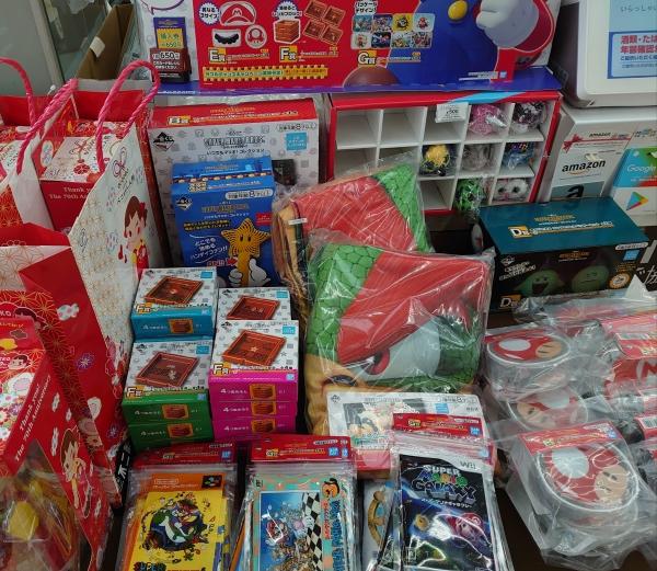 一番くじ スーパーマリオブラザーズ『いつでもマリオ!コレクション』