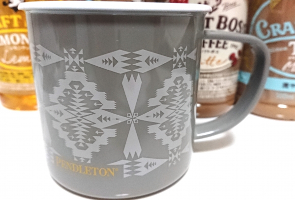 『CRAFTBOSS×PENDLETONオリジナルマグカップ』