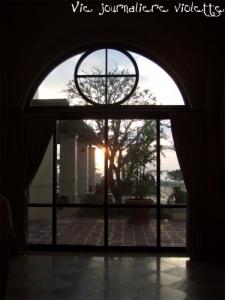 日航ホテルアリビラ内