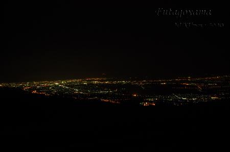函館 裏夜景