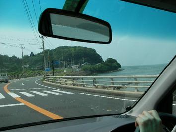 久々にドライブ・・・・^^