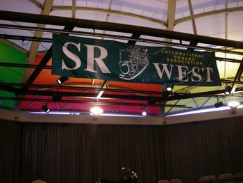 SR・・WEST!!.