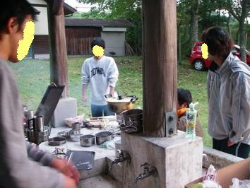お鍋の中には・・・^^美味しい〜