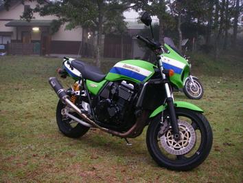 poyoyonさんの^^バイクです。