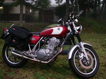 私のバイク^^;;です。
