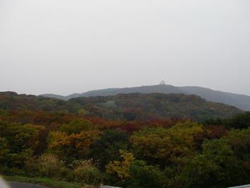秋がきてます・・・