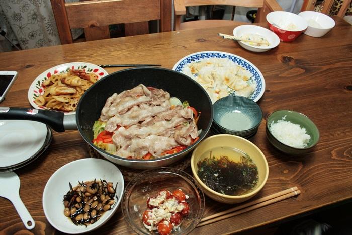 2013-12-02蒸し野菜鍋献立2.JPG