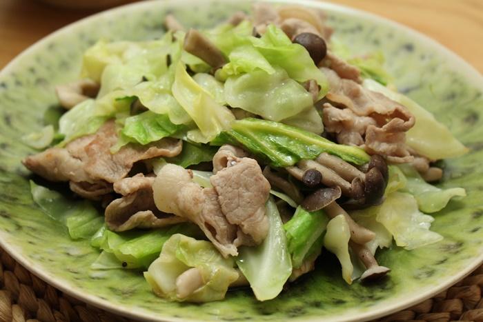 2016-11-01蒸し野菜炒め.JPG
