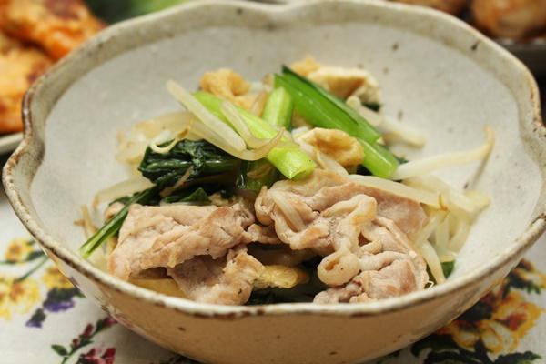 2016-11-28小松菜ともやしと豚のさっと煮.JPG